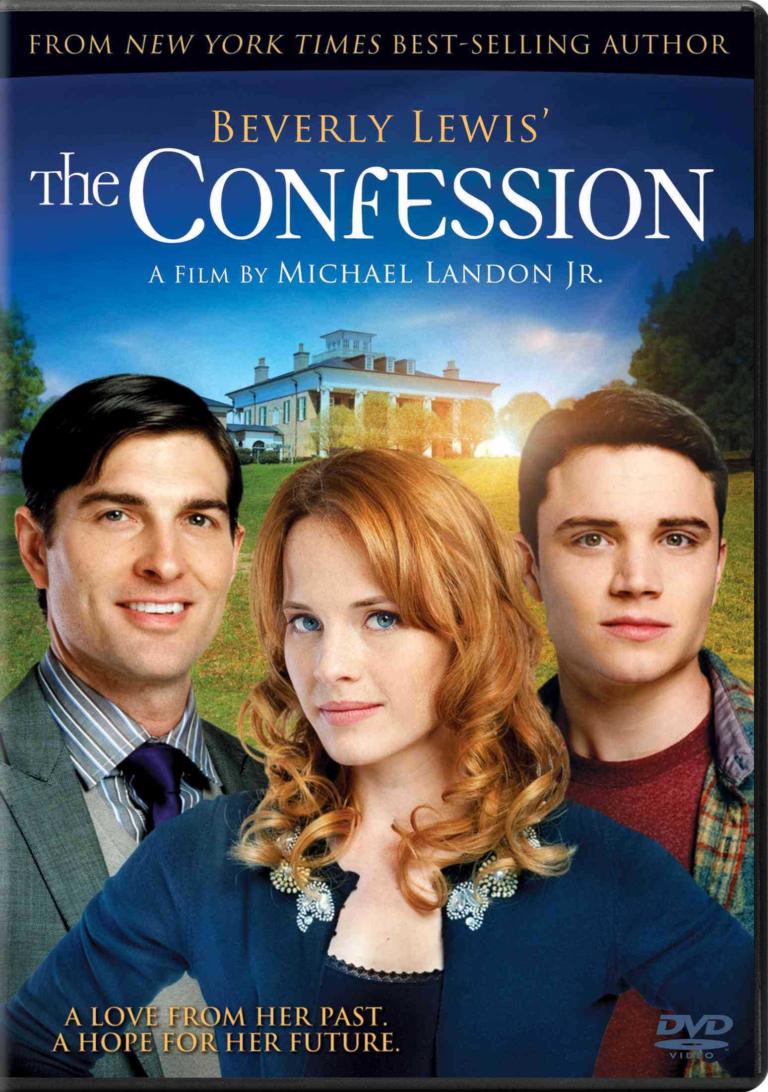 BEVERLY LEWIS THE CONFESSION BY OBERST,BILL JR. (DVD)